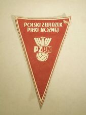 Vintage PZPN Polski Zwiazek Pilki Noznej- Polish Football Association Patch