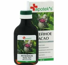 Klettenwurzel Öl gegen Haarausfall 100 ml, Репейное масло против выпадения волос