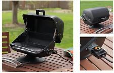 Portable Electric Grill Indoor Outdoor Bbq Smokeless Kitchen Non Stick Griddle