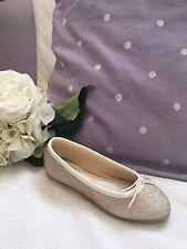 Rainbow Club Girls Kids Ballet pump - Hessy bridal flowergirl shoes