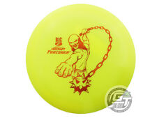 New Discraft Big Z Punisher 167-169g Yellow Orange Foil Driver Golf Disc
