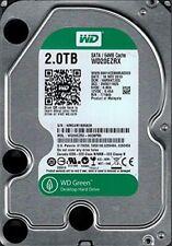 Western Digital WD20EZRX 2TB Festplatte 3,5 Zoll 8,9cm SATA 6Gb/s