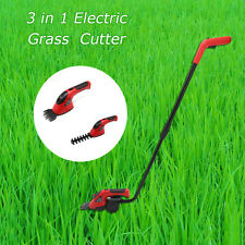 73.6V 3in1 Li-Ion Cordless Garden Power Tool Pruning Hedge Trimmers Grass Cutter