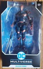 """McFarlane Toys DC Multiverse Deathstroke Batman Arkham Asylum 7"""" Action figure"""