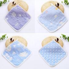 Washcloth Baby Feeding Baby Face Towels Washers Hand Cute Cartoon Wipe Wash