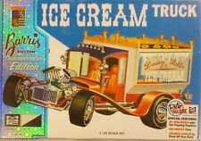MPC 1/25 George Barris Kustom Ice Cream Truck Model Kit 857 New