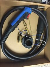 MIG WELDER EURO TORCH CONVERSION KIT + MB15 3M EURO MIG TORCH COMPLETE