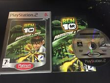 PS2 : ben 10 protector of the earth