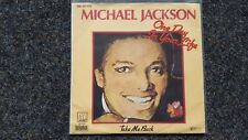 Michael Jackson - One day in your life 7'' Single GERMANY