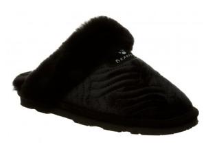 Bearpaw Loki II Women's Fur Comfort Mule Slipper Shoes