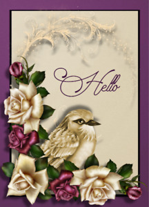 HANDMADE ANY OCCASION GREETING CARDS