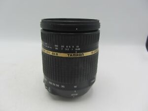Tamron B003 Di-II VC 18-270mm F3.5-6.3 Nikon F DSLR Mount Lens *Read*