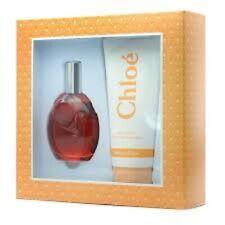 CHLOE 90ML GIFT SET 2PC EDT PERFUME SPRAY FOR WOMEN BY CHLOE