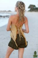 Pixie Top, Fairy Elven Hippie Rave Psytrance Boho Festival Burning Man Clothing