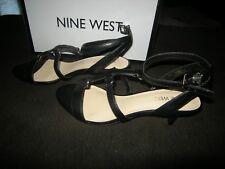 Brand New Womens Black Nine West Heels, Size 9 M