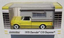 GREENLIGHT 2014 - 1970 CHEVROLET C10 CHEYENNE CAMPER *NEW*