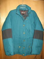 MARMOT Goose Down Jacket Men's Green Insulated Winter - Size M
