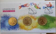 Australia 2012 Olympic Games - London  PNC inc $1  * 3 Nice