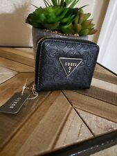 NEW!!! GUESS wallet black