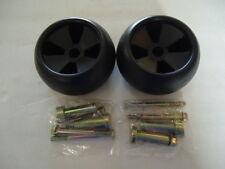 2 Deck Wheel Kits For John Deere LT160 240 325 335 345 AM133602 AM116299 M111489