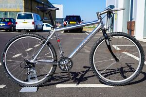 Cannondale M600 / 1992 / Chrome / Rare / (totally original in every aspect)