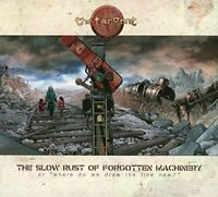 The Tangent - The Slow Rust Of Forgotten Machinery [CD]