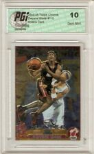 Dwyane Wade 2003-04 Topps Chrome #115 Miami Heat Rookie Card PGI 10