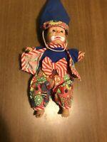 Clown Doll Vintage