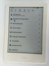 Amazon Kindle 8th Generation 2016 E-Reader SY69JL 4GB White SS2 - Screen Blemish