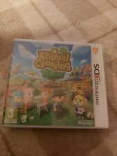 Animal Crossing New Leaf 3ds Case Only #no game#