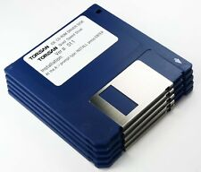 5 pcs 720K Floppy Disks NEVER USED (NEW driver disks, delete files or reformat)