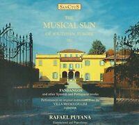 Rafael Puyana - The Musical Sun Of Southern Europe [CD]