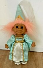 Vintage Medieval Princess Troll Doll by Russ 9 1/2�