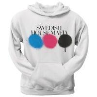 Swedish House Mafia - Three Dots Men's Hoodie Hooded Sweatshirt