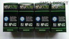 HUSABERG FE350 (2013) HIFLOFILTRO Filtro Olio (HF652) x Confezione da 4