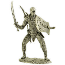 Fantasy. The Scorpion King. Tin toy soldiers. 1/32 miniature metal sculpture