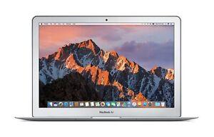 """Apple MacBook Air (2017) 13,3"""" 1,8 GHz 128 GB SSD 8 GB RAM QWERTZ Notebook NEU"""