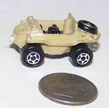 Very Small Micro Machine Plastic German WWII type Schwimmwagen No Roof