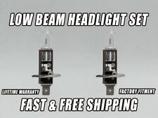 Factory Fit Halogen Low Beam Headlight Bulbs For NISSAN ALTIMA 2002-2006 Qty 2