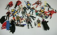 Vintage 1990s Action Figure Toy Lot Kenner Hasbro Fisher Price +