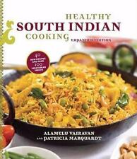 Healthy South Indian Cooking by Alamelu Vairavan Hardcover Book (English)