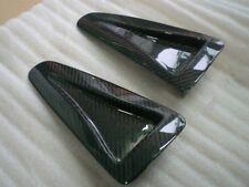 Carbon Fiber Hood Bonnet Scoops Vents for 2008-2014 Nissan GT-R R35 2009 2010