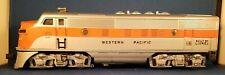 Lionel Western Pacific No. 2345 Locomotive