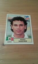 N°373 HUGO SANCHEZ # MEXICO PANINI USA 94 WORLD CUP ORIGINAL 1994