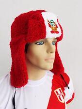 Ushanka Peru, FREE SHIPPING US, Peruvian lucky hat to the world cup Russia 2018.