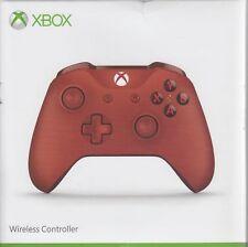 Microsoft Xbox Wireless Controller - Rot / Red - XBOX ONE - Neu & OVP