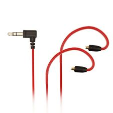 RED Replacement Audio Cable for Shure SE215 SE425 SE535 SE846 SE315 Headphones