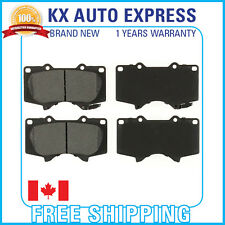 PREMIUM FRONT CERAMIC BRAKE PADS FOR TOYOTA FJ CRUISER 2009 2010 2011 2012 2013