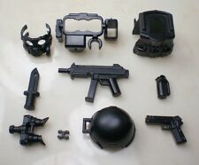 (no.8-9) custom swat police NAVY SEAL gun army weapons for LEGO minifigure