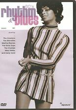 60s RHYTHM & BLUES DVD FEATURING THE COASTERS, THE DIXIE CUPS & MORE